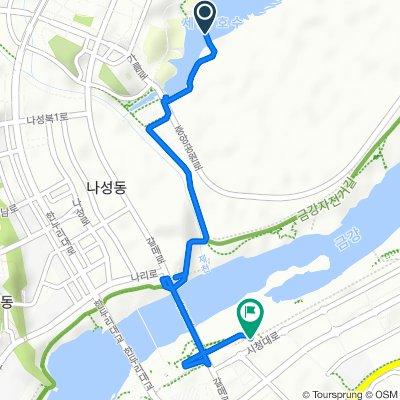 1201 Sejong-ri, Sejong-si to 183-1 Sejong-ri, Sejong-si