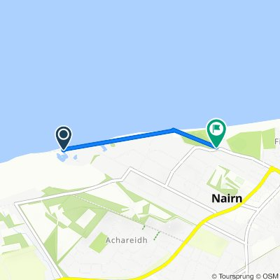 5–99 Cromarty View, Nairn to Marine Road, Nairn