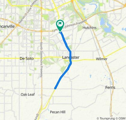Dallas TX Lancaster TX