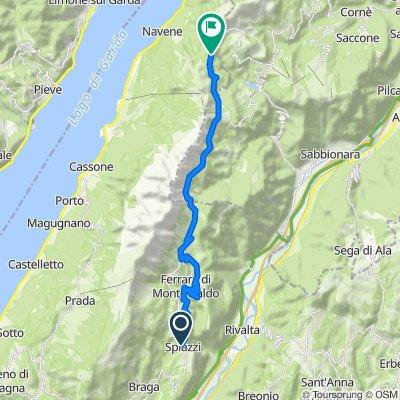 Località Spiazzi Croce 3a–4, Spiazzi to SP8, Malcesine