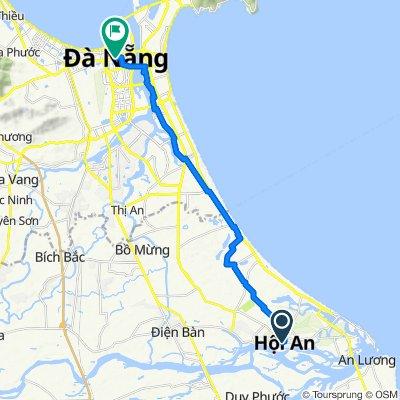 Hoi An to Da Nang with Phong Nha Locals