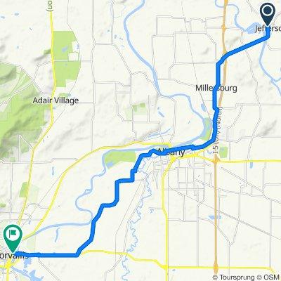 03 South: WVSB (Jefferson to Corvallis)
