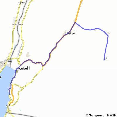 2009-29.7. Wadi Rum- Aqaba