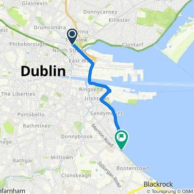 14D Poplar Row, Dublin 3 to 20 Strand Road, Dublin 4