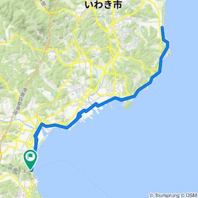 いわき七浜海道