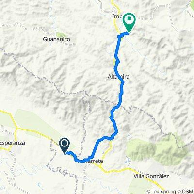 De Autopista Duarte a Damajagua