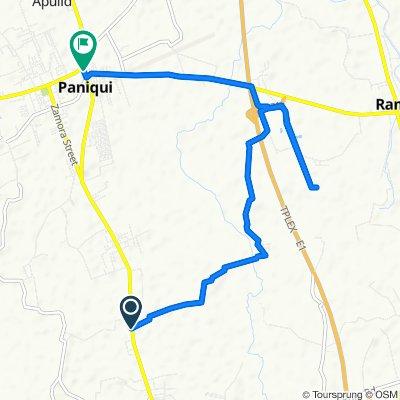 Mcarthur Highway, Gerona to Mcarthur Highway, Paniqui