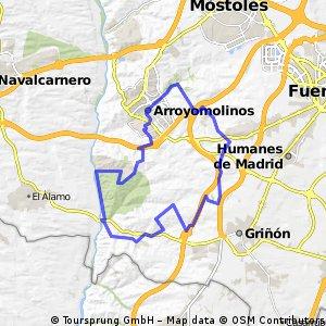 Circuito Arroyomolinos Activate 2010
