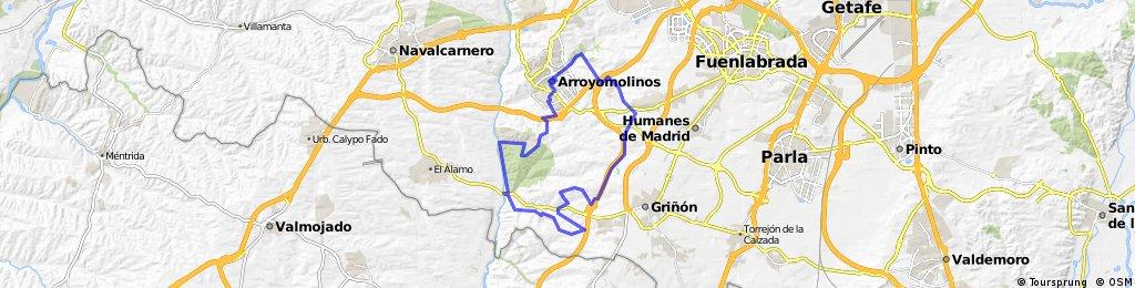 Circuito Arroyomolinos Activate 2009