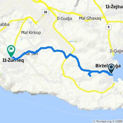 Birżebbuġa - Żurrieq