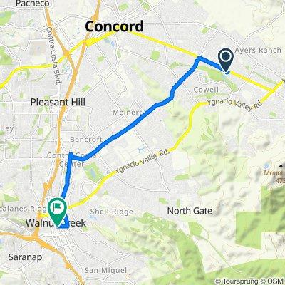 De Wolf Way 4821, Concord a North Main Street 1606, Walnut Creek
