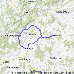 Uttenweiler-Ertingen-Daugendorf