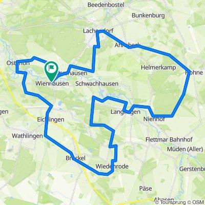 Regionalschleife Nr. 5 Wienhausen
