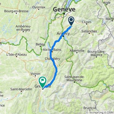 Doucy/Grenoble