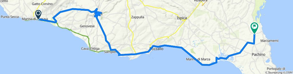 Sicilia 16 9 2020 Marina di Ragusa_Marzamemi