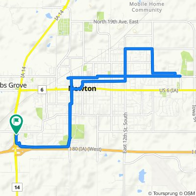 Around and About in Newton, IA
