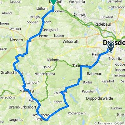 Dresden-Mulda-Meißen