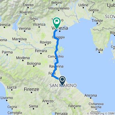 San Marino - Marghera