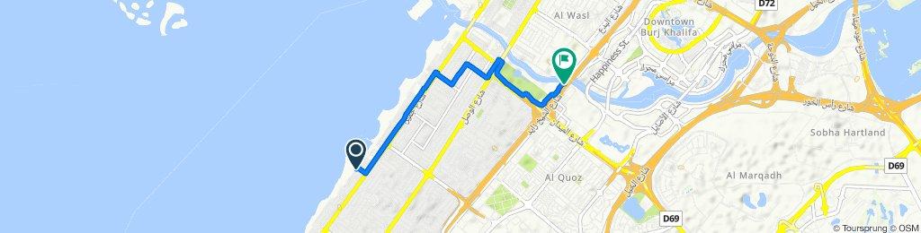 2c Street 20–28, Dubai to Dubai Water Canal 1 St, Dubai
