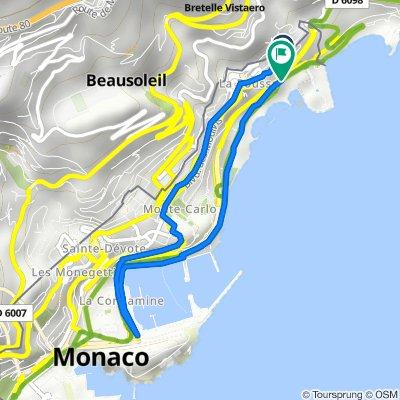 🤨 Monaco 5k