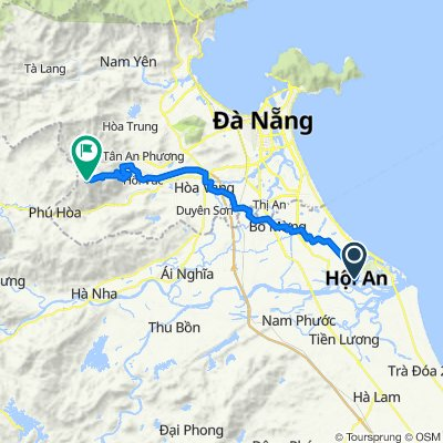 Hoi An to Ba Na Hills with Phong Nha Locals