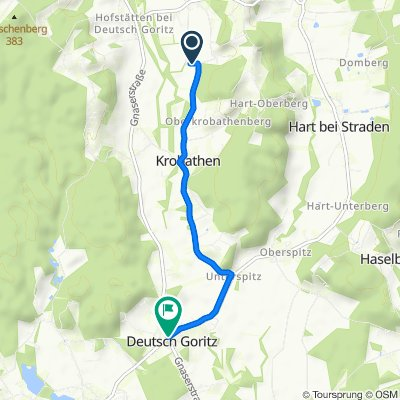 Nägelsdorf, Straden nach Deutsch Goritz 33, Deutsch Goritz