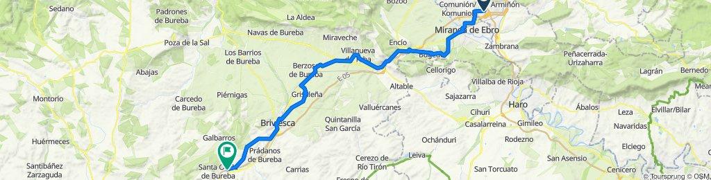 Ribabelosa a Quintanavides