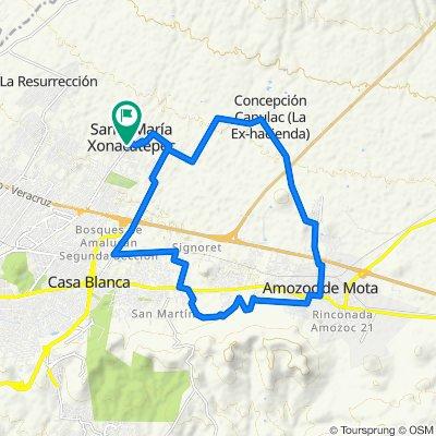 Xonacatep.Amozoc.Chachapa