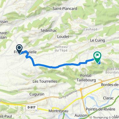 Montréjeau Cycling