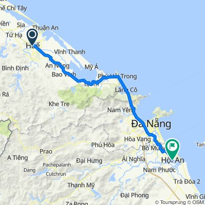 Hue City to Hoi An Ancient Town with Phong Nha Locals