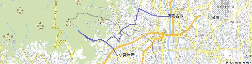Oyama(Kanagawa)