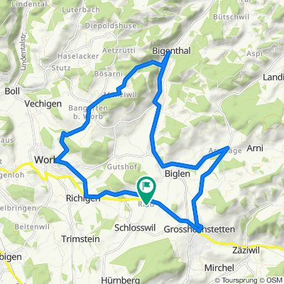 Riedstrasse 470, Schlosswil nach Riedstrasse 470, Schlosswil