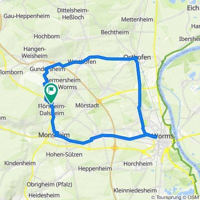 Mittelgasse 15, Flörsheim-Dalsheim nach Mittelgasse 15, Flörsheim-Dalsheim
