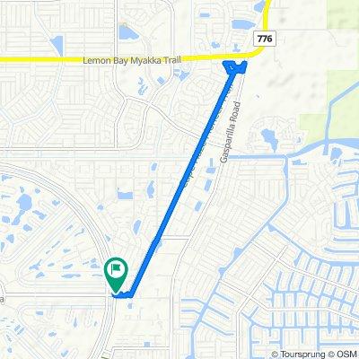 879 Boundary Blvd, Rotonda West to 879 Boundary Blvd, Rotonda West