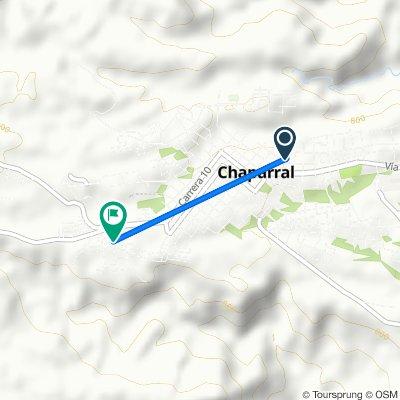 De Carrera 3 13-19, Chaparral a Carrera 8, Chaparral