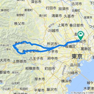 16-9, Takasago 2-Chōme, Soka-Shi to 16-9, Takasago 2-Chōme, Soka-Shi