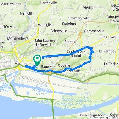 De 17 Rue Louis Aragon, Gonfreville-l'Orcher à 18–20 Rue Louis Aragon, Gonfreville-l'Orcher