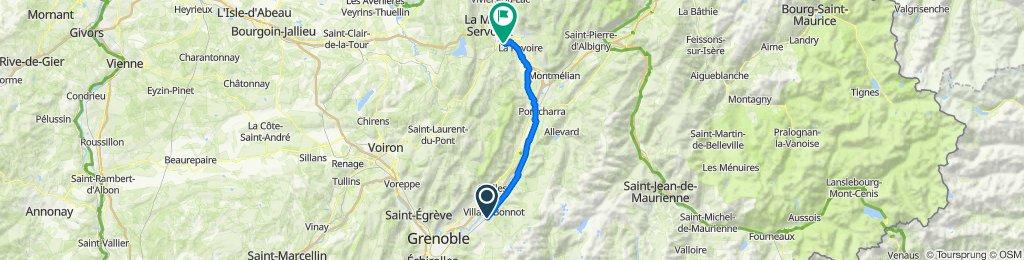 Sainte Agnes- Chambéry