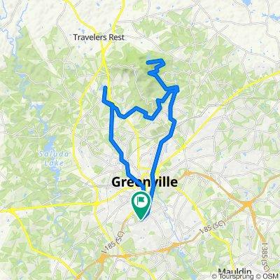 231 Melville Ave, Greenville to 231 Melville Ave, Greenville