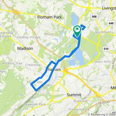 614 Turlington Ct, Livingston to 606 Turlington Ct, Livingston