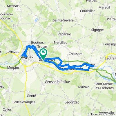 De Chemin des Chevreux 1, Saint-Brice à Chemin des Chevreux 1, Saint-Brice