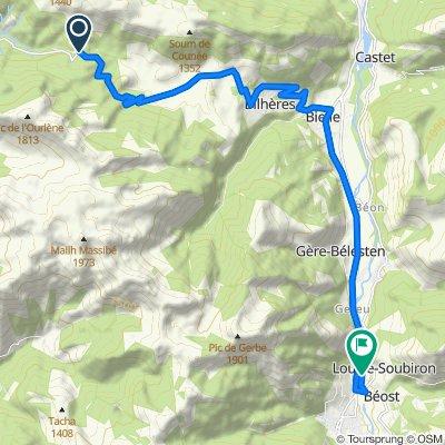 24 oktober 2020  Kinomap - ⏱️ Tissot Challenge 🚴 Pyrenees