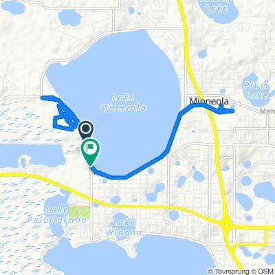 S Lake Trail, Clermont to S Lake Trail, Clermont