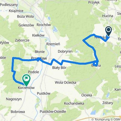 Szlakami Kotliny Sandomierskiej w gminie Przecław i gminach ościennych