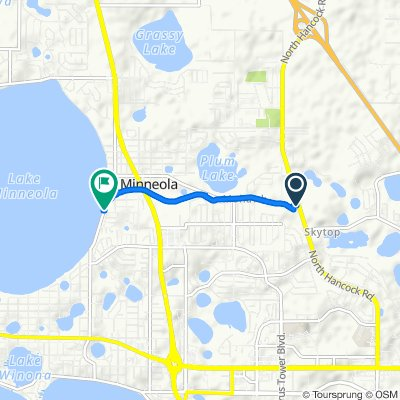14298–14398 Old Highway 50, Clermont to S Lake Trail, Minneola