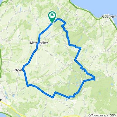 Bornholm - trasa 3A