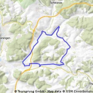 Rund um den Hölschberg
