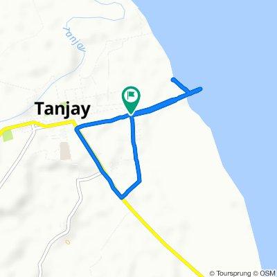 Nono Limbaga Drive, Tanjay City to Nono Limbaga Drive, Tanjay City