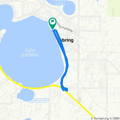 Northwest Lakeview Drive 2377, Sebring to Lakeview Drive 2381, Sebring