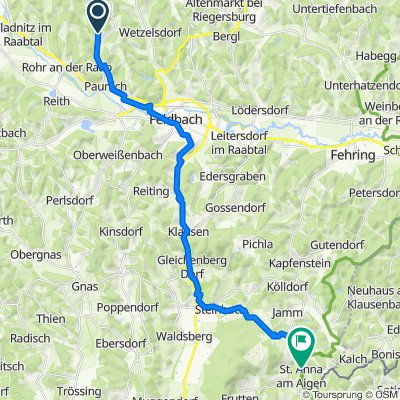 Edelsbach 132, Edelsbach bei Feldbach nach L204 28
